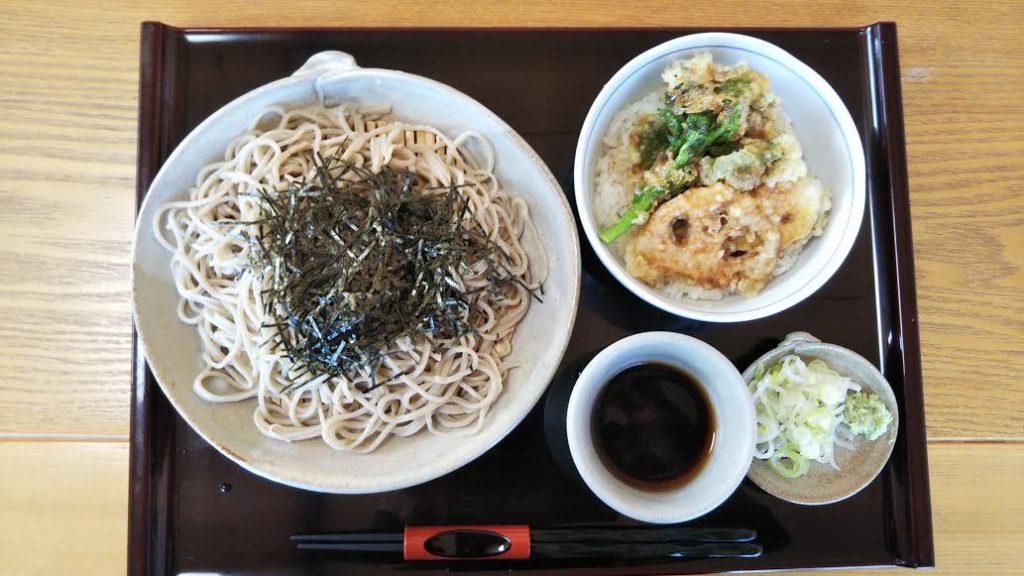 「たかべえ」の料理