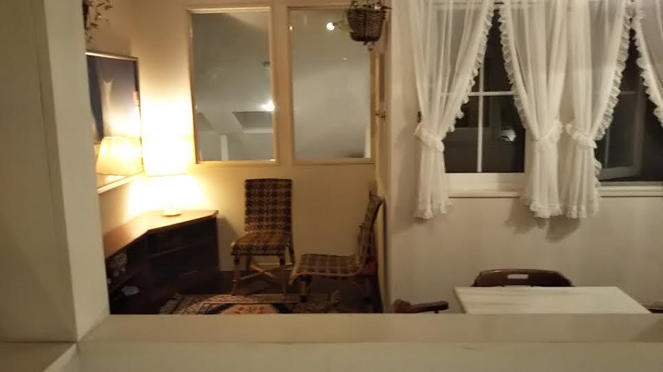 ティパサの2階ロビー
