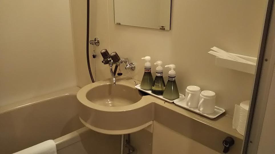 ティパサのバスルーム