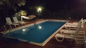 ティパサのプール