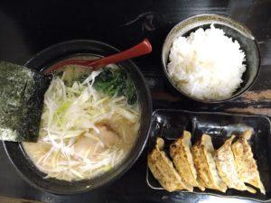 麺屋・月影の料理