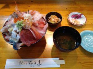 福喜庵の料理