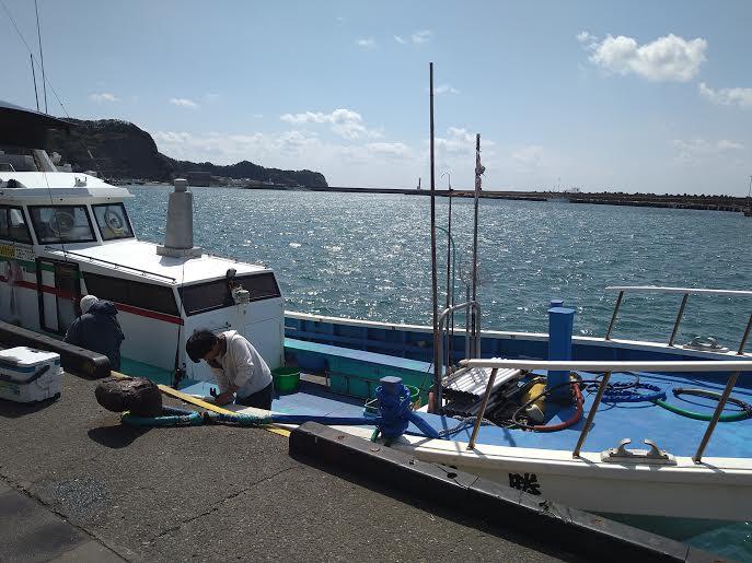 釣り船・勝丸