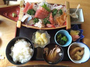美樹鮨の料理