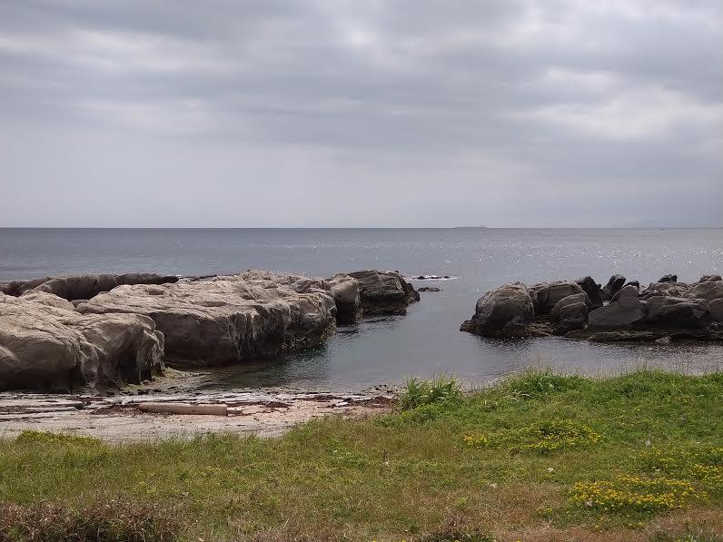 館山市布良海岸
