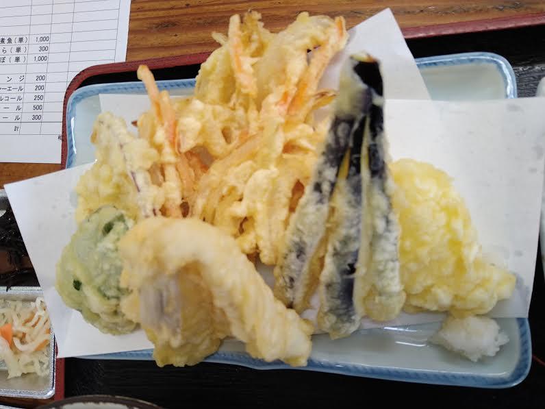 「相浜亭」の料理