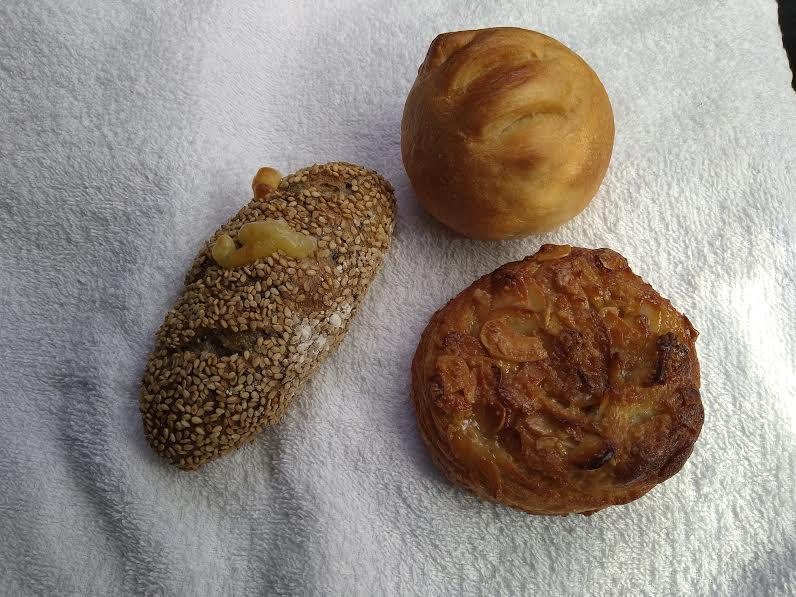 「富崎ベーカリー」のパン
