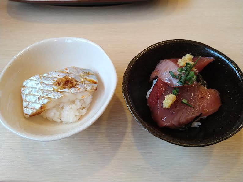 館山「鮨芳」の寿司